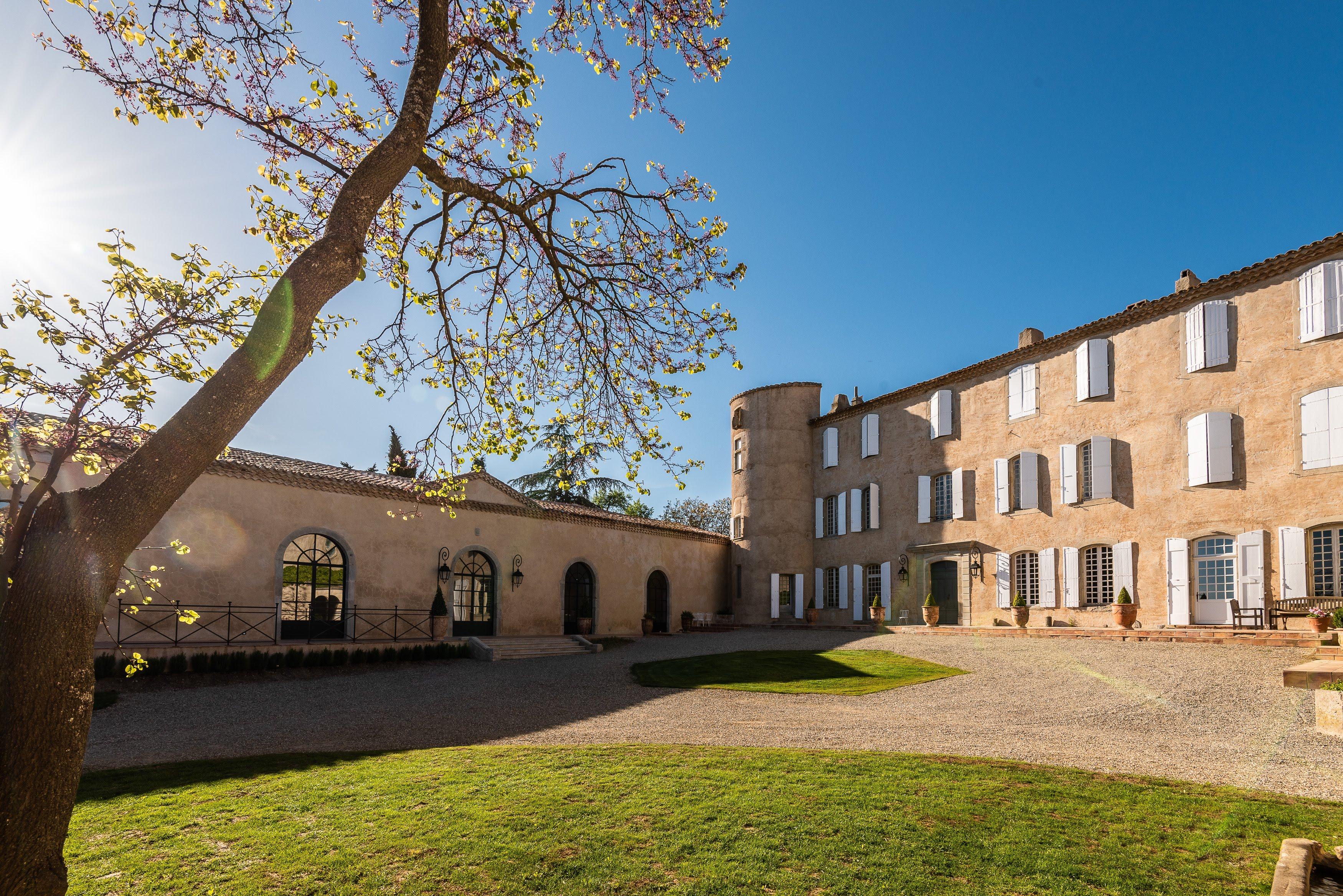 Histoire Château de Villerambert