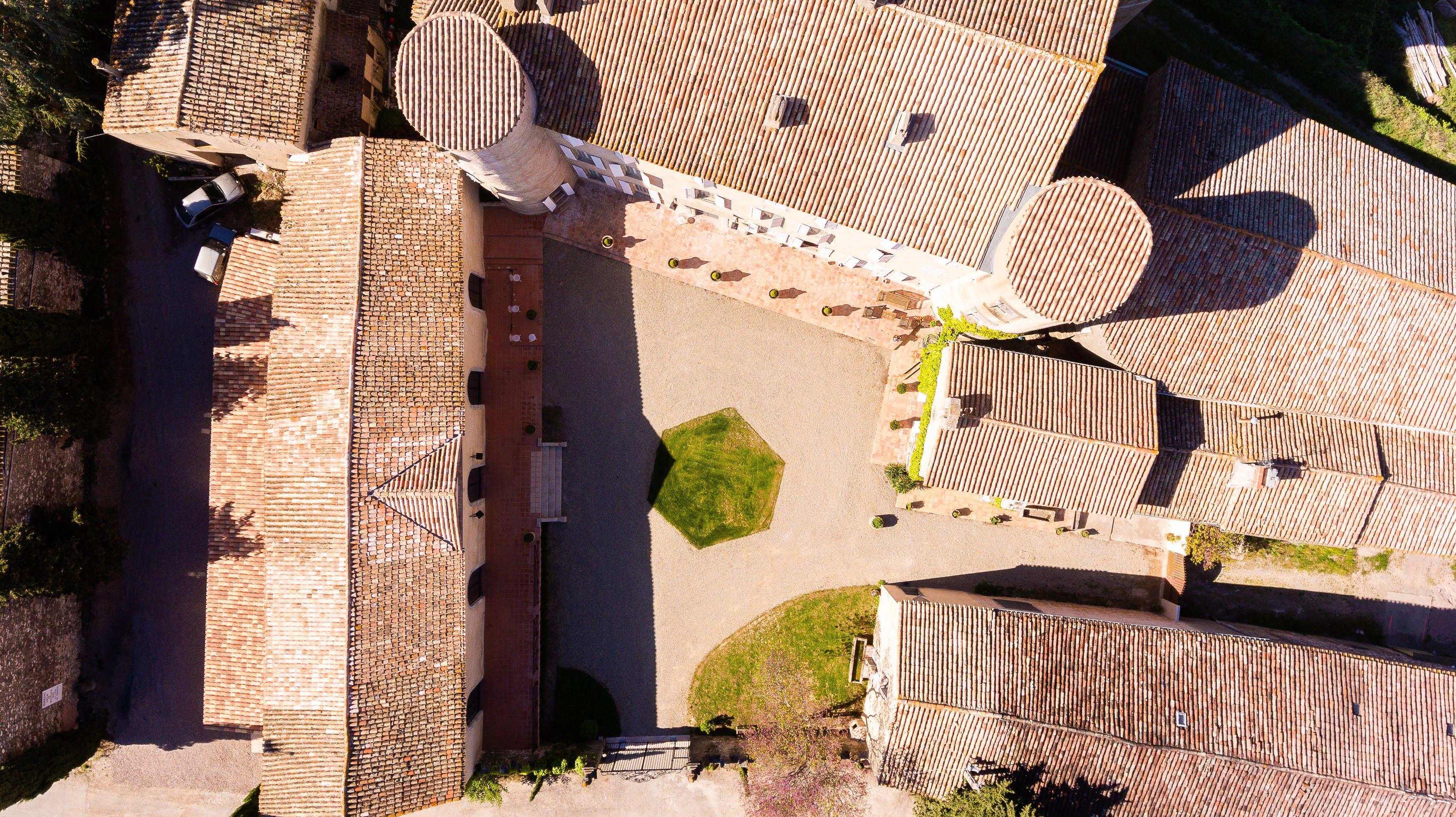 Château de Villerambert tournages et shootings